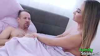 Envy daughter desires new daddy