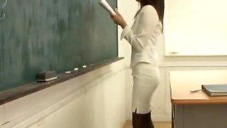 Teacher miho kanda