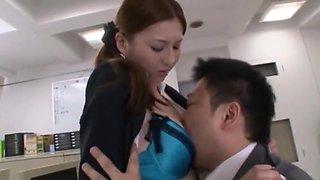 Exotic Japanese chick Yui Tatsumi in Best Panties JAV clip