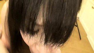 Yukari Yamagishi - JAV Cougar Fingered Fucked And Creampied