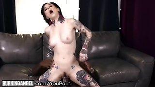 monster bbc slams wet hole her snapchat - elinaxgold