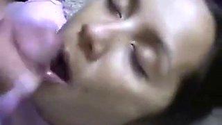 sleeping beauty sucking big cock