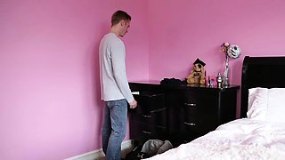 FamilyStrokes - Cuming Home To New Step Sister