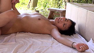 Cuckold Fuck In A Japanese Onsen Spa 1-11