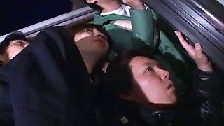 Skinny Misora Shindo cucumber