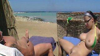 beach amateur hot extreme