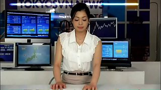Japanese Newsreader