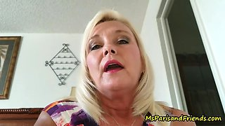 Ms paris and her taboo tales &#34orgasms&#34