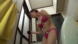 Asian Sister getting fucked and her sleep