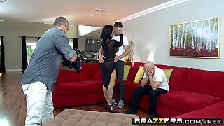Brazzers - Mommy Got Boobs - Ashton Blake Mike Mancini - Pim
