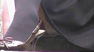 School Girls Under Panties