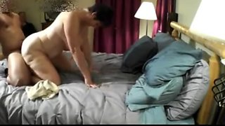 Cuckold Watches Wife With junior BBC & Cleans Creampie