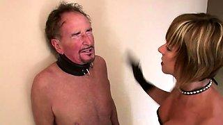 Slave Gets a Lot of Slaps