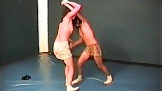 Filipina girl catfight