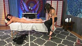 Kristen Kraves' TS NURU Massage Parlor