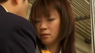 Fabulous Japanese chick Mei Itoya in Exotic Public JAV clip