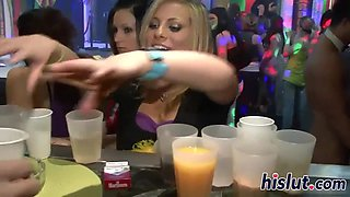 hardcore party starring a bunch of hotties
