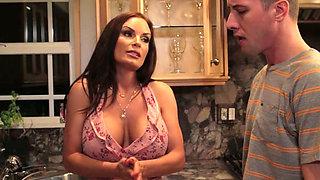 Diamond Foxxx Jessy Jones in My Friends Hot Mom
